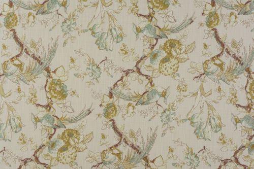 Curtain Fabric Riviera per metre Porter /& Stone Dove