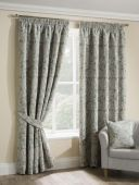 Salisbury Duck Egg Curtains with Pencil Pleat heading