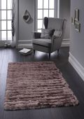 Origins Carved Glamour Mauve Rug