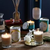 Royal Kew Botantic Garden Scented Candle