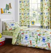 Jungle Children's Reversible Duvet Set