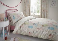 Cheeky Cats Children's Reversible Duvet Sets