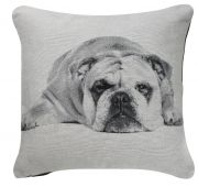 Novelty Black and White Photograpic Cushions