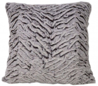 Catherine Lansfield Supersoft Natural Wolf Cushion