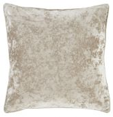 Catherine Lansfield Crushed Velvet Cushion Cover