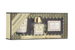 Heyland & Whittle Celebration Votive Candle, Mini Reed Diffuser & Mini Favour Soap Gift Box