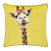 Catherine Lansfield Giraffe Novelty Cushion covers