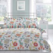 Fusion Finchley Multi Reversible Duvet Set